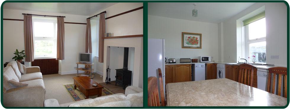 Shankend Cottage Downstairs